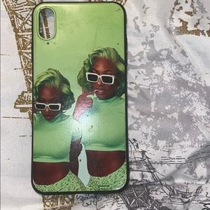 Megan thee stallion iPhone case